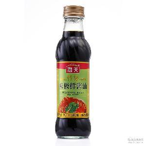 特级酱油优质调味品酱油 批发海天特级味极鲜酱油500ml*12