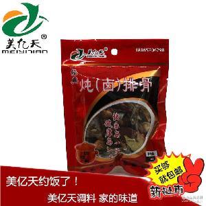 简装炖卤排骨原料香辛料 生产厂家直销优质炖料卤排骨调料