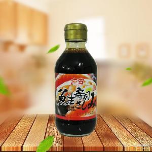 热销货源整箱批发广古200ml鱼生寿司酱油日式海鲜料理酿造调味品