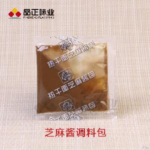 热干面调料包 热干面料包定制加工 酱油包辣油包 拌面芝麻酱包