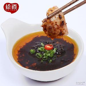 酱料加盟店用调料批发500g 红香葱酱 烩道调味品 火锅蘸料