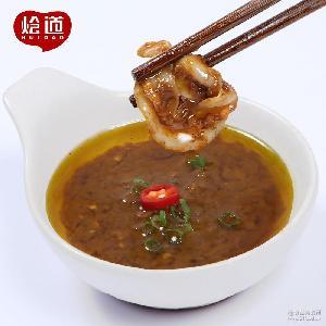 拌饭面酱调料批发香辣 火锅蘸料 连锁店专用调味品 青椒酱辣椒酱