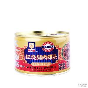 下酒菜午餐肉 梅林红烧猪肉罐头397g*24佐餐熟食即食红烧猪肉
