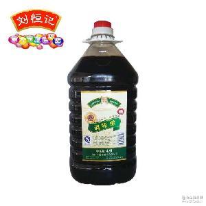 悦源4.9升调味醋大包装学校单位食堂*镇江香醋特产