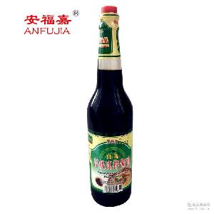 批发销售 安福嘉*凉拌酱油620ML非转基因黄豆酿造酱油调味品
