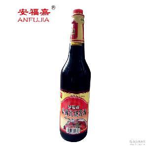 批发销售 800ML 安福嘉*红烧酱油 非转基因黄豆酿造酱油调味品