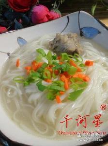 手工干线面 挂面面条长寿面月子宝宝面速食三明客家特色沙县小吃