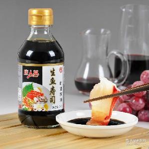 刺身酱油200ml 唐人基生鱼寿司酱油 料理三文鱼酿造酱油 烤肉酱料
