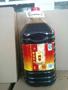 4.9L一滴香酱油非转基因酿造 优质调味品批发 批发供应