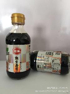 200ml高真鱼生寿司酱油日式料理刺身专用无防腐剂酱油高真食品