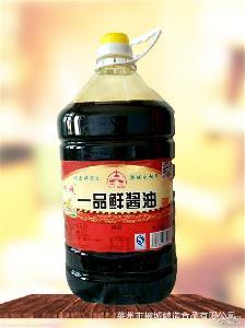 厂家直供黑龙江*产品东北三省销售酿造酱油一品鲜