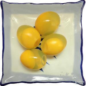 松花皮蛋 土鸡蛋皮蛋 农家自制 无铅鸡蛋变蛋 河南特产 一件代发