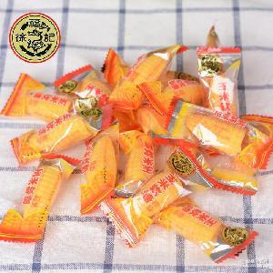 徐福记软糖玉米糖原味奶油味散装500g糖果糖块