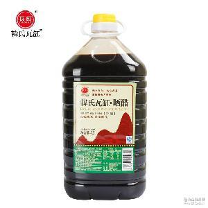 4.3L 重庆韩氏瓦缸 特醋
