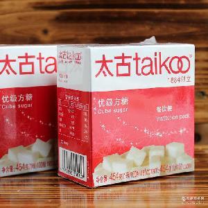原装正品太古优级方糖 白砂糖咖啡调糖454g/100粒 咖啡奶茶好伴侣