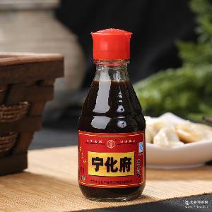 桌上瓶 山西特产宁化府山西老陈醋160ml 山西醋厂家直销