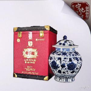 山西特产 将军醋礼盒 4500ml×1瓶/箱 三十年陈酿 宁化府老陈醋