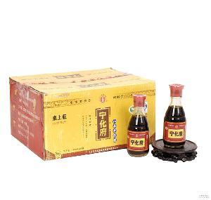 手工酿造宁化府山西老陈醋160ml桌上瓶饺子醋 山西特产 批发