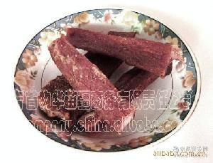 *瘦肉条 湖南特产腊肉 农家自制 烟熏腊肉 葛四腊味 咸肉