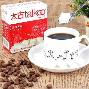 咖啡调糖 餐饮装 taikoo/太古优级方糖 纯正方糖 454g 100粒