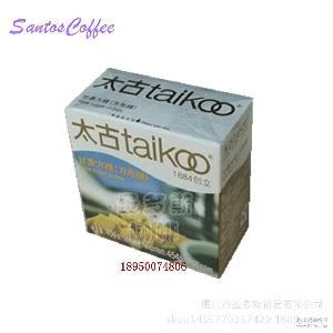 100粒 Taikoo太古甘香方糖 方糖黄糖 块糖454g 金黄咖啡调糖