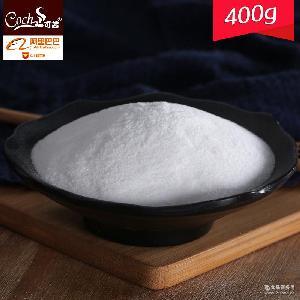 幼砂糖西点细砂糖 400g 家用调味品烘焙原料 coch可茜优级白砂糖