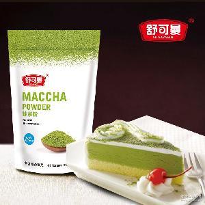 易储存 独立小包装 烘焙原料 厂家批发100克舒可曼抹茶粉