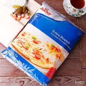披萨焗饭起司拉丝奶酪奶油芝士碎2kg 烘焙原料 安佳马苏里拉芝士