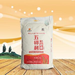 河南面粉重庆粮油商城五得利超精小麦粉包子馒头饼饼面点面条灰面