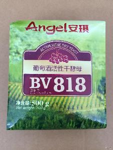 悠香贝酵母 重启酵母 抗逆酵母 BV818 超耐低温 安琪Angel