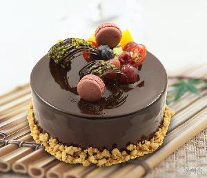 代可可脂多种颜色巧克力大块 DIY巧克力蛋糕原料块 厂家批发