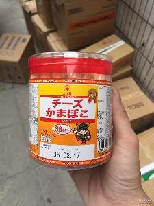 38本入 日本进口零食 大洋肠 芝士鱼肠 Maruha 鱼肉肠 BB食品