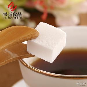 400g盒装精品白砂糖咖啡调味方糖 咖啡糖咖啡调糖伴侣 可定制