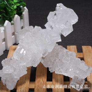 专业冰糖生产厂家现货批发出售优质冰柱体多晶冰糖 量大优惠