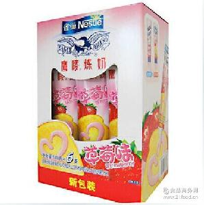 185g条装雀巢炼乳批发零售 一盒6支 雀巢炼乳 炼乳