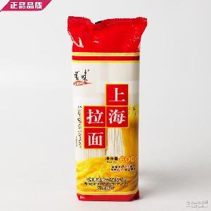 上海Nikko/顶味挂面 顶味上海拉面带调料包的风味挂面细面 600g