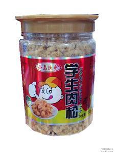 海苔三种口味 小岛渔乡学生猪肉松150g. 胡萝卜 原味