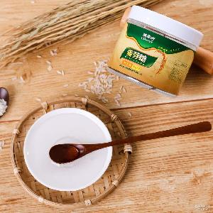德安府 水饴 84%超高浓度麦芽糖浆500g 牛轧糖花生糖原料厂家直销
