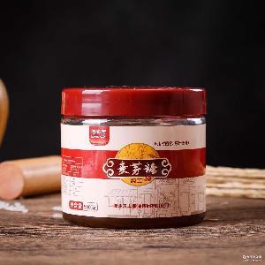 德安府87纯正麦芽糖浆500g金黄饴糖搅搅糖儿时糖稀/代工代理批发