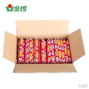 整箱 厂家批发特价金锣王火腿肠好口福 全新升级22克/90支装香肠
