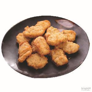 油炸上校鸡块麦乐鸡米花半成品 【三统万福】黑胡椒鸡肉块 批发