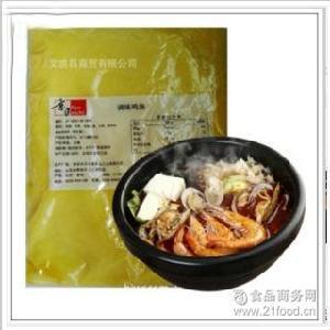 过桥米线 京日丸善 米线专用调味鸡油(1kg*10袋/箱) 十秒到