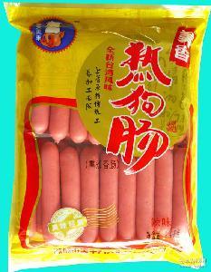 烤肠批发 台湾热狗肠批发 热狗肠生产销售 烤香肠批发