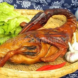 酒店特色菜 质量上乘低盐 腊鸭洋鸭 厂家批发 湖南特产烟熏腌腊肉
