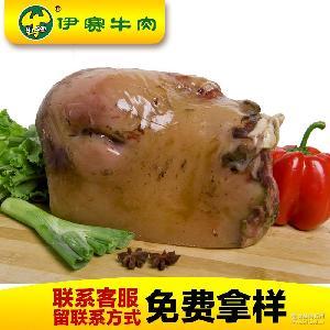 五香牛头肉牛脸 清真熟食休闲厂家直销 伊赛
