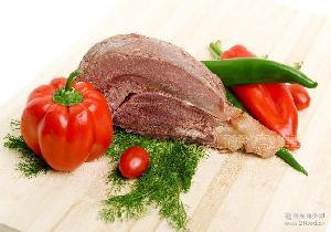 清真牛肉厂家直销支持批发 伊赛 熟牛腱3 休闲食品 卤煮熟食