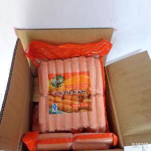 批发 台湾原味烤肠热狗肠烧烤食用 台湾风味烤香肠速冻12.6kg/箱