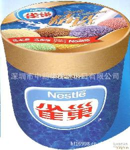 *深圳雀巢大桶装雪糕冰淇淋 *酒店咖啡厅酒吧自助餐饮批发