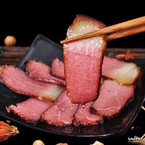四川腊肉 包邮 农家手工土猪 柏丫烟熏腊肉 精品后腿腊肉 批发