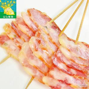 天仙聚鑫甜味香肠500g柴火烟熏肉腊肠四川特色腊肉味批发